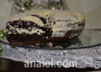 шоколадный торт в мультиварке фото