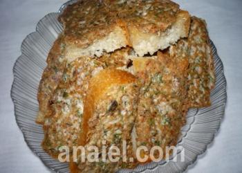 горячий бутерброд с консервой