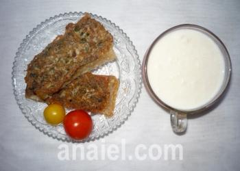 горячий бутерброд с консервой фото