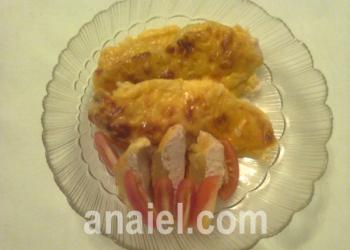 курица с ананасом фото