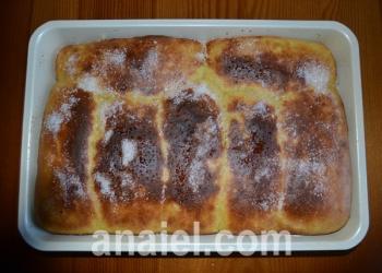 булочки с тыквой блюдо