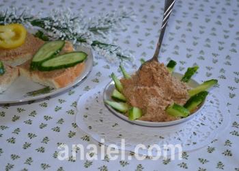 паштет печеночный из свинины блюдо