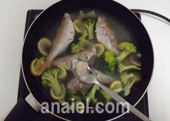 постная рыба блюдо