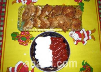 куриные наггетсы рецепт