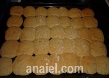 миндальное печенье рецеп