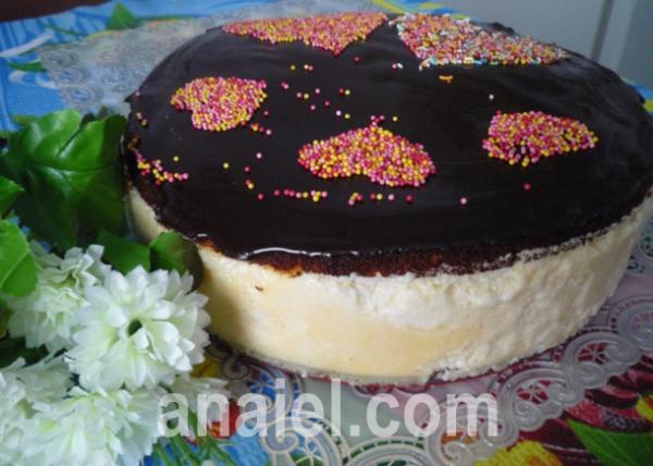 Рецепт вкусного торта птичье молоко с фото пошагово
