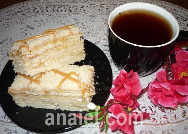 Домашние рецепты фото торта рыжик