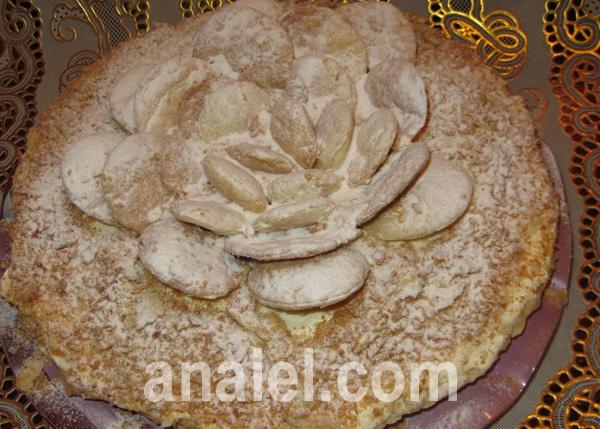 рецепт наполеона рецепт с фото пошагово