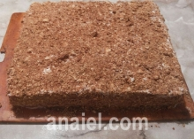 Торт медовик «Танюша»