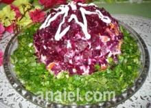 Салат горка