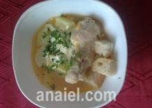 Гороховый «быстро - суп»