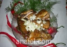 жаренная рыба рецепт