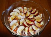 свинина с яблоками рецепт