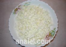салат Сайра рецепт
