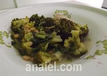 суп из брокколи и курицы фото