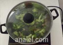 суп из брокколи и курицы блюдо