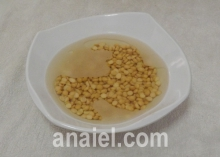 гороховый суп с курицей блюдо