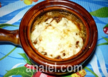 грибной жульен рецепт