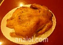 Запеченная курица в духовке