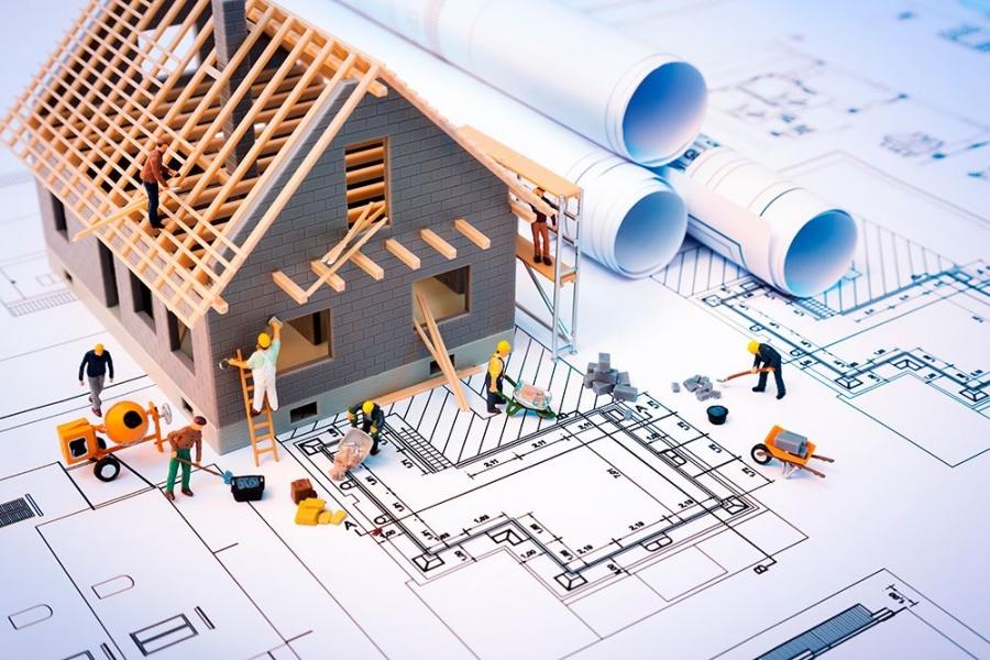 строительный подряд под ключ